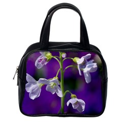 Cuckoo Flower Classic Handbag (one Side)