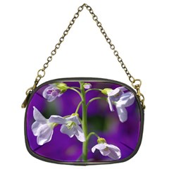 Cuckoo Flower Chain Purse (One Side)