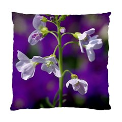 Cuckoo Flower Cushion Case (single Sided)