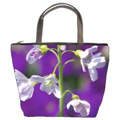 Cuckoo Flower Bucket Bag