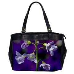 Cuckoo Flower Oversize Office Handbag (One Side)