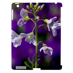 Cuckoo Flower Apple Ipad 3/4 Hardshell Case (compatible With Smart Cover)