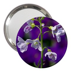 Cuckoo Flower 3  Handbag Mirror