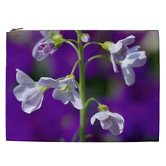 Cuckoo Flower Cosmetic Bag (XXL)