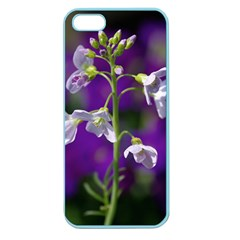 Cuckoo Flower Apple Seamless iPhone 5 Case (Color)