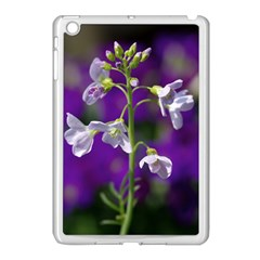 Cuckoo Flower Apple iPad Mini Case (White)