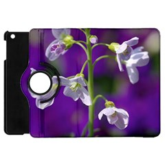 Cuckoo Flower Apple iPad Mini Flip 360 Case