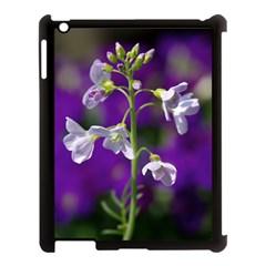 Cuckoo Flower Apple iPad 3/4 Case (Black)