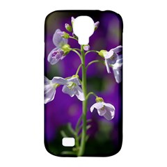 Cuckoo Flower Samsung Galaxy S4 Classic Hardshell Case (pc+silicone)