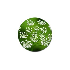 Queen Anne s Lace Golf Ball Marker 4 Pack