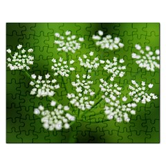 Queen Anne s Lace Jigsaw Puzzle (Rectangle)