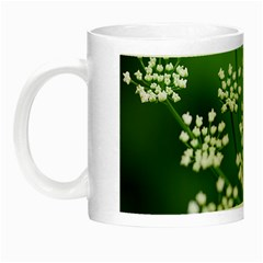 Queen Anne s Lace Glow In The Dark Mug