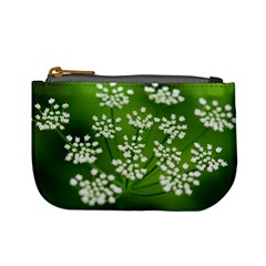Queen Anne s Lace Coin Change Purse