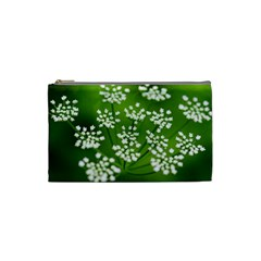 Queen Anne s Lace Cosmetic Bag (Small)