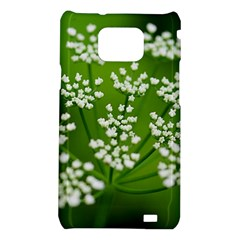 Queen Anne s Lace Samsung Galaxy S II i9100 Hardshell Case