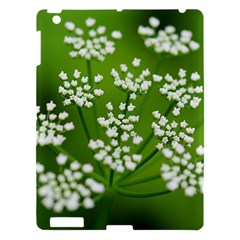 Queen Anne s Lace Apple iPad 3/4 Hardshell Case