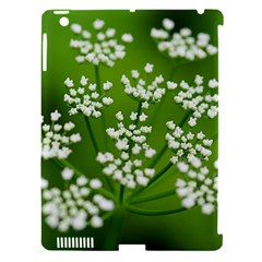 Queen Anne s Lace Apple Ipad 3/4 Hardshell Case (compatible With Smart Cover)
