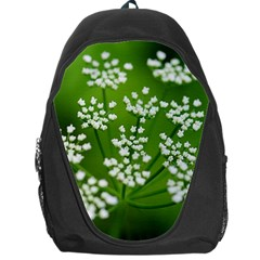 Queen Anne s Lace Backpack Bag