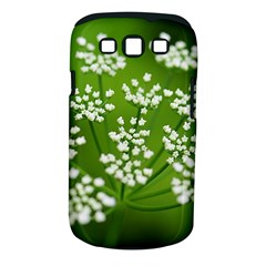 Queen Anne s Lace Samsung Galaxy S Iii Classic Hardshell Case (pc+silicone)