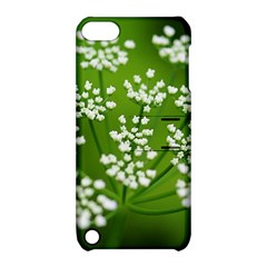 Queen Anne s Lace Apple iPod Touch 5 Hardshell Case with Stand