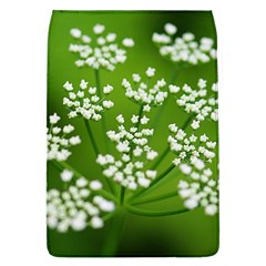 Queen Anne s Lace Removable Flap Cover (large)