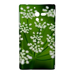 Queen Anne s Lace Sony Xperia ZL L35H Hardshell Case