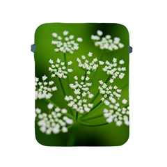 Queen Anne s Lace Apple Ipad 2/3/4 Protective Soft Case