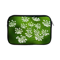 Queen Anne s Lace Apple Ipad Mini Zipper Case