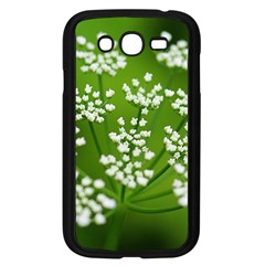 Queen Anne s Lace Samsung Galaxy Grand Duos I9082 Case (black)