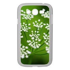 Queen Anne s Lace Samsung Galaxy Grand DUOS I9082 Case (White)