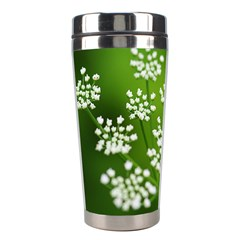 Queen Anne s Lace Stainless Steel Travel Tumbler