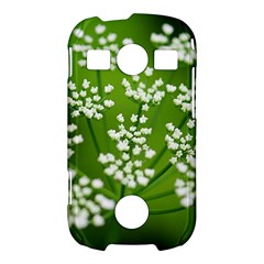 Queen Anne s Lace Samsung Galaxy S7710 Xcover 2 Hardshell Case