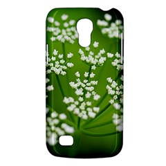Queen Anne s Lace Samsung Galaxy S4 Mini Hardshell Case