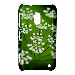 Queen Anne s Lace Nokia Lumia 620 Hardshell Case