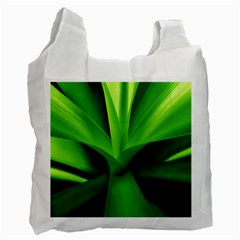 Yucca Palm  Recycle Bag (One Side)