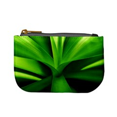 Yucca Palm  Coin Change Purse