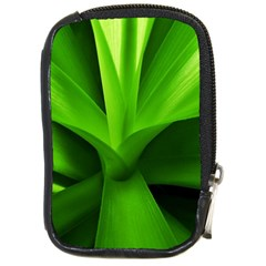 Yucca Palm  Compact Camera Leather Case