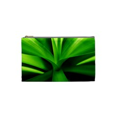 Yucca Palm  Cosmetic Bag (Small)