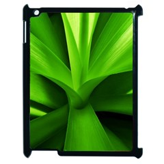 Yucca Palm  Apple iPad 2 Case (Black)