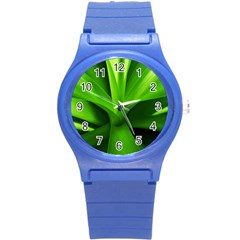 Yucca Palm  Plastic Sport Watch (Small)