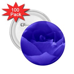 Rose 2.25  Button (100 pack)