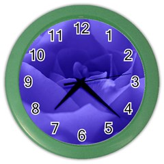 Rose Wall Clock (Color)