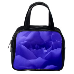 Rose Classic Handbag (one Side)