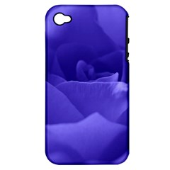Rose Apple iPhone 4/4S Hardshell Case (PC+Silicone)