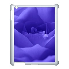 Rose Apple Ipad 3/4 Case (white)