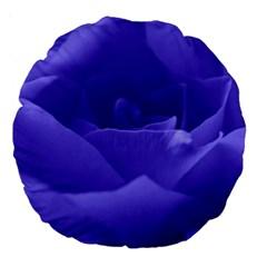 Rose 18  Premium Round Cushion