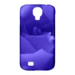 Rose Samsung Galaxy S4 Classic Hardshell Case (pc+silicone)