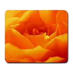 Rose Large Mouse Pad (Rectangle)