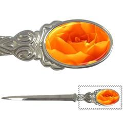 Rose Letter Opener