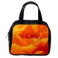 Rose Classic Handbag (One Side)